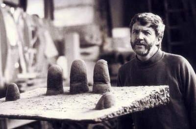 Artista Chileno Mario Irrazábal